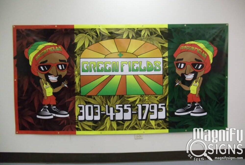 Vapor Shop Channel and Banner Signs in Denver, CO