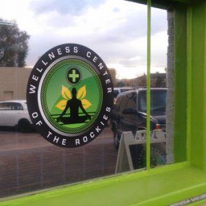 Window Graphics in Denver