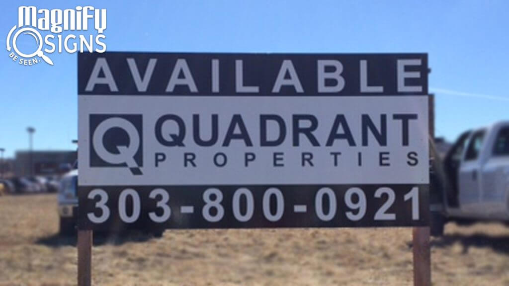 Property Management Signs Residential Signs Magnify Signs