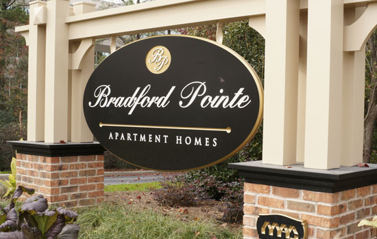 Propertymanagement Custom Business Signs Interior