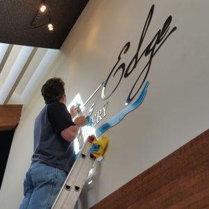 Lobby Sign Fabricator