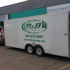 enclosed trailer wrap