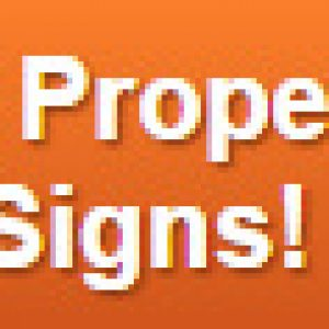 free quotes for signs