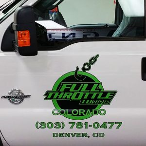 VehicleWrap_FullThrottle_Flatbed_DoorDecal_1