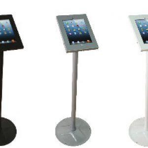 Tablet holder displays Denver