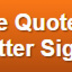 Free Quote on Dimensional Letter Building Signs