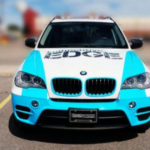 BMW wraps