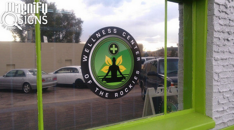 Window Graphics for Vape Shops in Denver