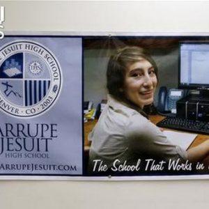 Denver School Signs