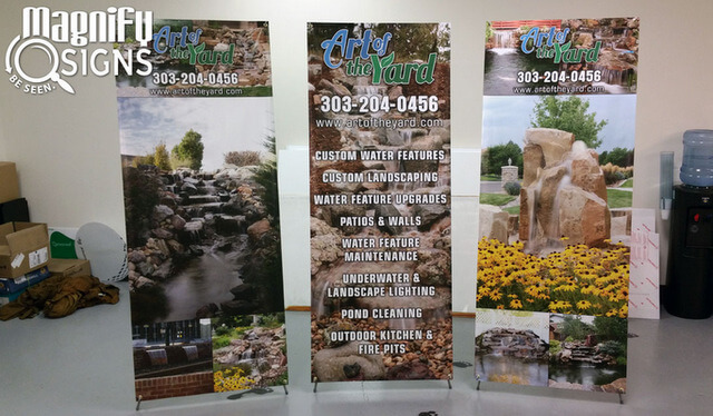 Trade Show Banners, Denver, Englewood, Colorado Springs