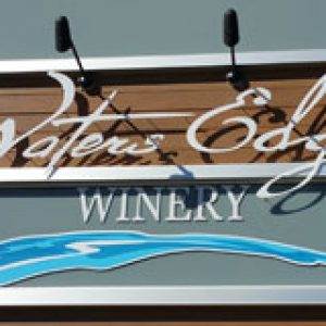 Corporate Colors for business signs in Denver