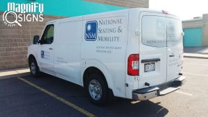 Littleton CO Vehicle Graphics