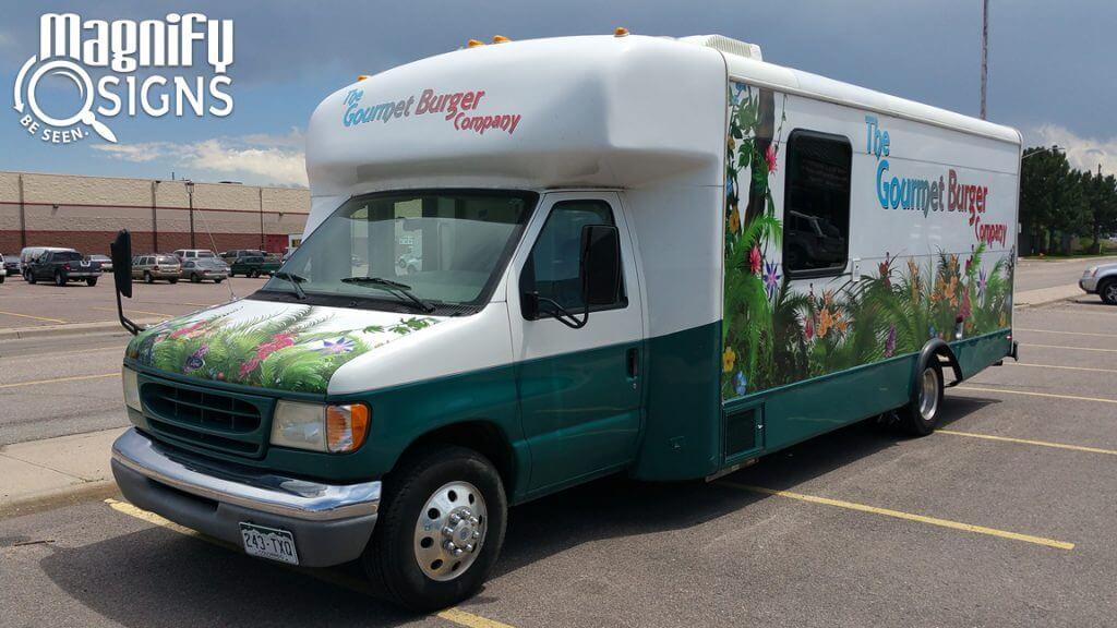 custom vehicle vinyl wraps in Denver