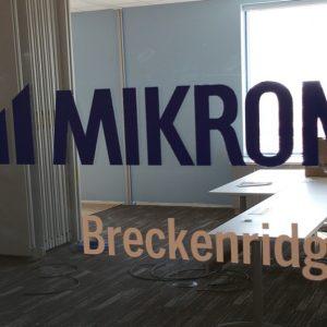 window graphics in Breckenridge