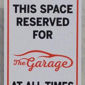 The Garage Blog 1