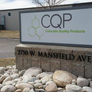 CQP Custom Extior Signage