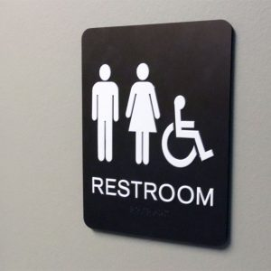 Disabled and ADA Sign for Health Images in Lakewood, CO