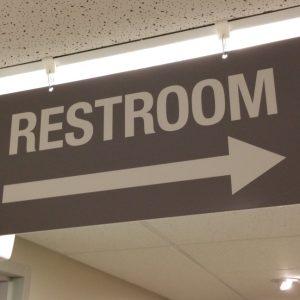 Indoor Wayfinding Sign