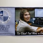Banner for Arrupe Jesuit HS in Denver, CO