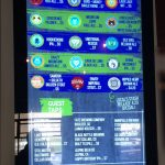 Digital Signage for Crazy Mountain Brewery in Englewood, CO