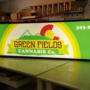 Light Cabinet Greenfields in Denver, CO