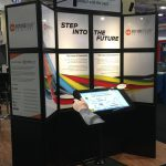 Trade Show Display for Future Ready Solutions in Denver, CO