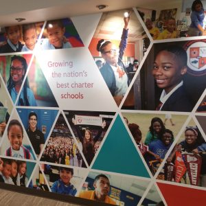Wall Mural for Charter School Growth Fund in Broomfield, CO