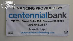 buy banners in Centennial