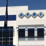 Custom Routed Aluminum Channel Letters for CTDI in Aurora, CO