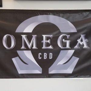 Custom Print Banner for Omega Vapes in Englewood, CO