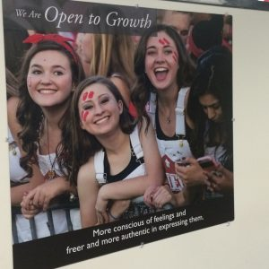 Acrylic Picture Panels for Regis Jesuit HS in Aurora, CO