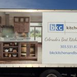 Box Truck Vehicle Wrap for BKC in Englewood, CO