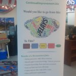 Retractable Banner Stand for Continual Improvement in Denver, CO