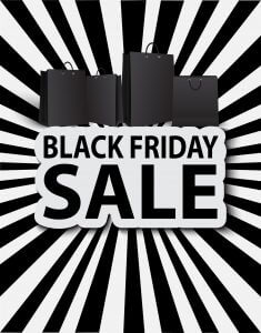 black friday promotions custom signs in Denver