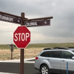 street directional signs
