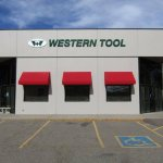 Western Tool Store PVC Letters