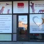 Animal Hospital Window Perf