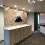 Office Reception Lobby Sign Denver