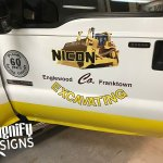 Nicon Truck Wraps in Denver