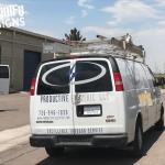 Van Wraps Productive Electric LLC Back in Denver