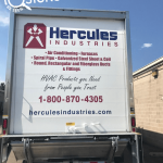 Truck Wraps Hercules Industries