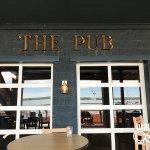The Pub Channel letter in Denver