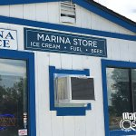 Marina Store Outdoor Signs