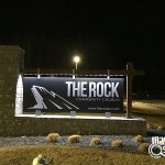 The Rock Community Chruch Monument Signs