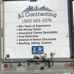 Al Contracting Vehicle Wraps in Denver & Englewood