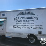 Al Contracting Vehicle Wraps in Denver