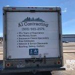 Al Contracting Vehicle Wraps Denver