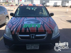 Car Wraps Denver