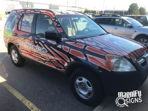 Car Wraps in Denver & Englewood