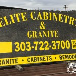 Elite Cabinetry wall murals